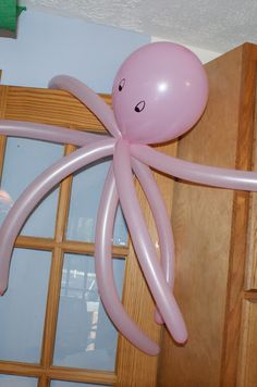 Octopus balloon