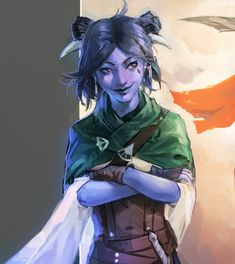 Post with 98 votes and 6832 views. Shared by ClayLiford. Tieflings, etc. Critical Role Characters, Critical Role Fan Art, D D Characters, Fantasy Characters, Fantasy Figures, Dnd Tiefling, Tiefling Female, Character Concept, Character Art