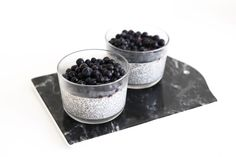 Therez.se - Chia and blueberries