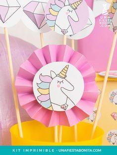 toppers mulitusos unicornios