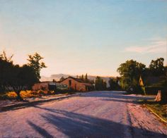 Artwork: Walter Meyer : ARTWORK : WalterMeyer South African Art, Landscape Artwork, Paintings I Love, How Beautiful, Painting Inspiration, 21st Century, Collage Art, Country Roads, Watercolours