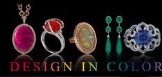 AGTA Spectrum Awards: Design In Color