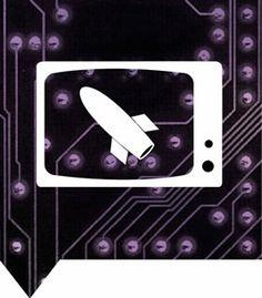 icoon Tijd van televisie en computers