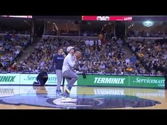 Watch This Memphis Grizzlies Fan Make a Half-Court Shot and Win Free Tater Tots For Life | First We Feast