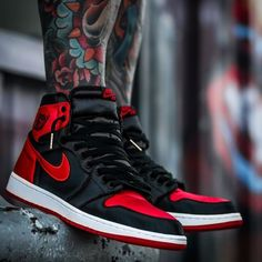 What was the better Satin 1 release, Breds or Royals? Jordan Shoes Girls, Air Jordan Shoes, Girls Shoes, Sneakers Fashion, Fashion Shoes, Shoes Sneakers, Nike Fashion, Jordans Sneakers, Mens Fashion