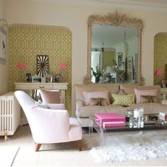 Symmetrical design | How to use your alcoves | Decorating | housetohome.co.uk