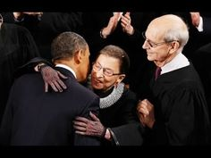 Should Ruth Bader Ginsburg or Stephen Breyer retire from the Supreme Court so President Obama can appoint a new Justice? The danger of a Republican dominated. Justice Ruth Bader Ginsburg, Feminist Icons, Political Spectrum, Jimmy Carter, Supreme Court Justices, The Shining, Former President, British Royals
