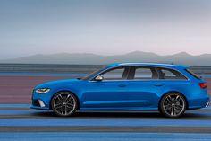 2014 Audi RS 6 Avant #cars #windscreen