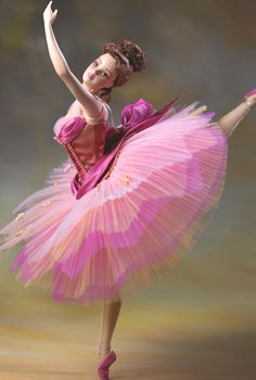 Princess Aurora Ballerina Gift Princess Aurora Gift Vintage Ballet Vintage Dance Gift Princess Aurora Gift for Her Upcycled Gift