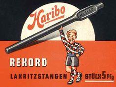Haribo Lakritz Werbung