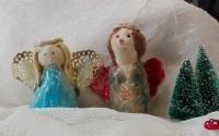 Christmas Ornaments, Holiday Decor, Home Decor, Workshop, Decoration Home, Room Decor, Christmas Jewelry, Interior Design, Christmas Decorations