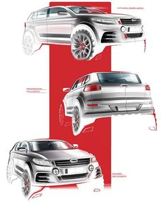QOROS SUV PROJECT by David Khachatryan