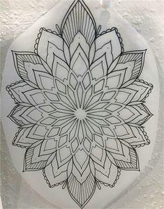 Mandalas datwork mandala tattoo, mandala sketch e tattoo des Design Tattoo, Mandala Tattoo Design, Tattoo Designs, Mandalas Painting, Mandalas Drawing, Geometric Mandala Tattoo, Mandala Art, Tattoo Sketches, Tattoo Drawings