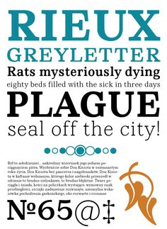 Rieux is an even-tempered slab-serif that is confident without being cocky and approachable without being casual. Typography Fonts, Hand Lettering, Type Treatments, Slab Serif, Letter Form, New Fonts, Rats, Kaftan, Confident