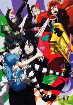 Kuroshitsuji, Alice in Wonderland