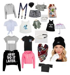 """""""All the things I want"""" by lillyv022 on Polyvore featuring Topshop, Brooks Brothers, Coal, adidas, Boohoo, Miss Selfridge, MANGO, Full Tilt, Only Play and OBEY Clothing"""
