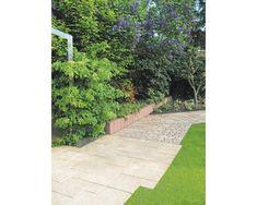Beton Terrassenplatte iStone Plus sandstein Mehrformat Stärke 5cm (nur Lagenweise erhältlich) bei HORNBACH kaufen