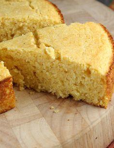 Sweet Cornbread #recipe