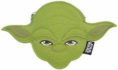 Loungefly Star Wars Yoda Coin Purse