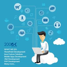We at 200OK Solutions provide end to end technology solutions.