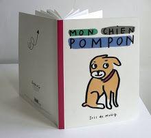 mon chien pompon - Iris de Moüy
