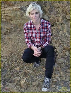 Ross Lynch is adorable