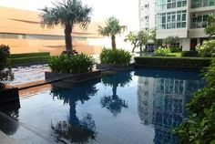 3BR Nusasiri Grand Condo For Rent (BR2185CD) This 3 bedroom, 3 bathroom Bangkok condo is now available for rent at 80,000 Baht per month