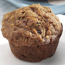 Morning Glory Muffins: I subbed 50% applesauce for oil, reduced sugar by 25%, and used all whole wheat flour.  With substitutions and making 16 instead of a dozen (still a nice size), calories are now more like 210 instead of 340.  A healthy, hearty breakfast on the go!  Freeze great!
