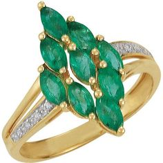 Emerald - Color of the Year and May's Birthstone