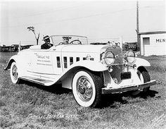 1931 Cadillac 370 Twelve Indy Pace Car