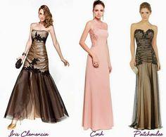 Madrinhas de casamento: Dicas e vestidos de festa para afinar a cintura