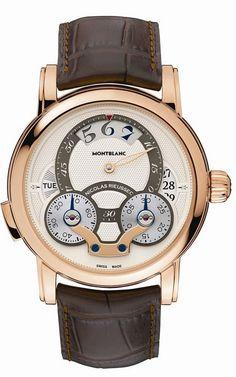 Montblanc #watch #timepiece