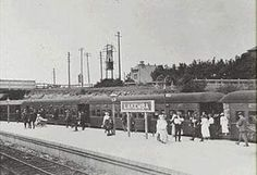Lakemba Railway Station (Sydney, Australia), 1909 #sydney #history #rail http://fat.ly/ghkE (Instagram Image from @beliefmedia, 7th February 2017 6:15am).