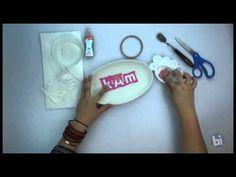 HOW TO: Alphabet Silk Screens - YouTube