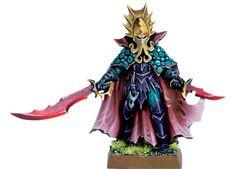 Dark Elf Hero Lokhir Fellheart