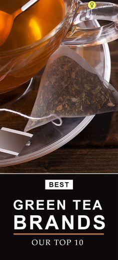 Best Green Tea Brands – Our Top 10
