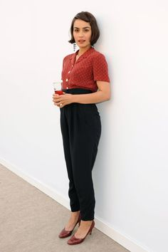 Shannyn Sossamon stayed true to her quirky cute style in her | Cannes Film Festival Continues to Stun | POPSUGAR Fashion