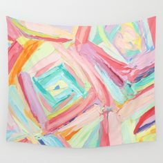 Trapezium wall tapestry #tapestry #art #prints #painting