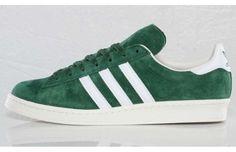 "adidas Originals Campus 80s ""Dark Green/White-Legacy"""