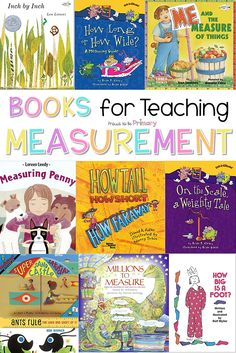 22 Measurement Activities for Kids at Home or in the Classroom - Math - Measurement activities build kids' understanding by exploring weight, length, capacity, and area - Measurement Kindergarten, Measurement Activities, Math Measurement, Math Classroom, Kindergarten Activities, Teaching Math, Preschool Activities, Activities For Kids, Math Math