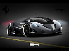 future cars ferrari future car - Sports Cars Of The Future