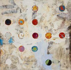 """Saatchi Online Artist Carolina Alotus; Painting, """"Untitled 55"""" #art"""