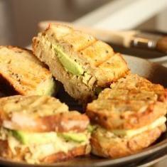 Grilled Tuna Sandwiches With Cheese And Avocado (via www.foodily.com/r/hR3KJZBAj)
