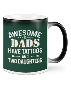 Awesome Dads Have Tattoos And Two Daughters - Forest Green tattoo fonts, sunflower tattoo, cat tattoo #tattoolove #traditionaltattooing #tattoomodel, dried orange slices, yule decorations, scandinavian christmas Small Tattoos, Tattoos For Guys, Chemistry Tattoo, Green Tattoos, Dried Orange Slices, Tattoo Cat, Yule Decorations, O Love, Two Daughters