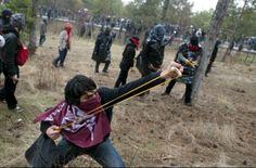 Disturbios en Turquía durante protestas antigubernamentales - Soy Armenio