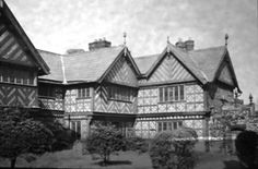 Annes on the Sea Lancashire - Local History - Kenyon Peel Hall Little Hulton Old Pictures, Old Photos, Salford, Local History, Ancestry, 1930s, Roots, Sea, House Styles