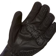 All Weather Cycle Gloves - Black