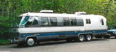 1989 Airstream Classic Motorhome 345 (L) ... gotta keep dreaming