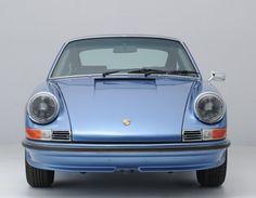 Porsche 911 2.4S COUPE GEMINIBLAU 1972