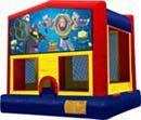 www.BounceandRebound.com (623-396-JUMP) Buzz Lightyear Rents for $99 Measures 15'L, 15'W